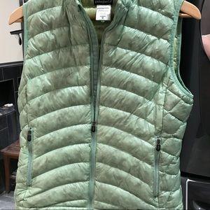 Patagonia micro down vest